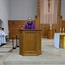 Fr Bernings Installation Mass photo album thumbnail 1